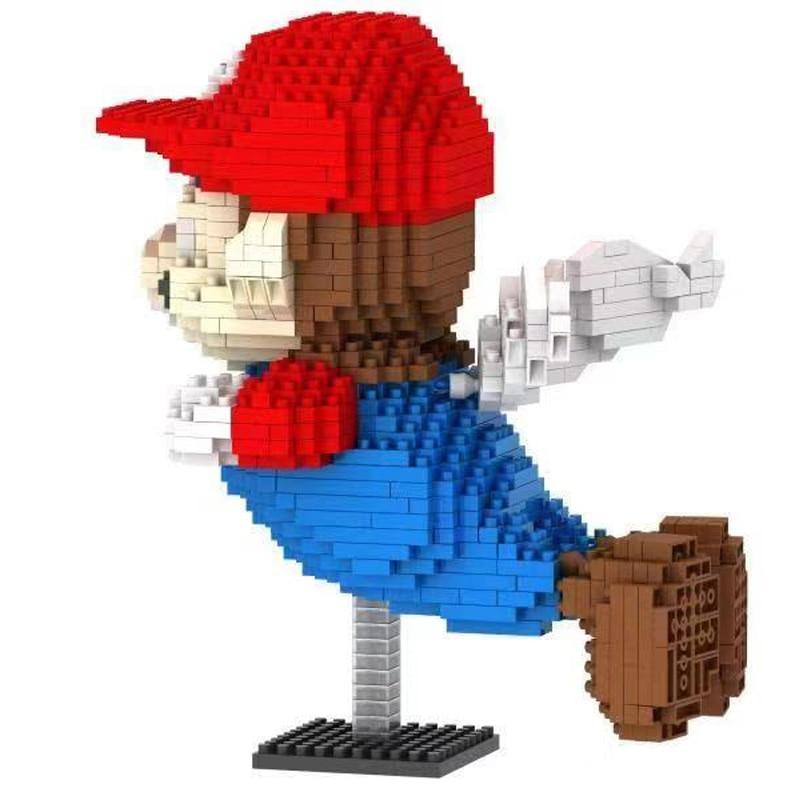 YZ 66529 Large Flying Super Mario