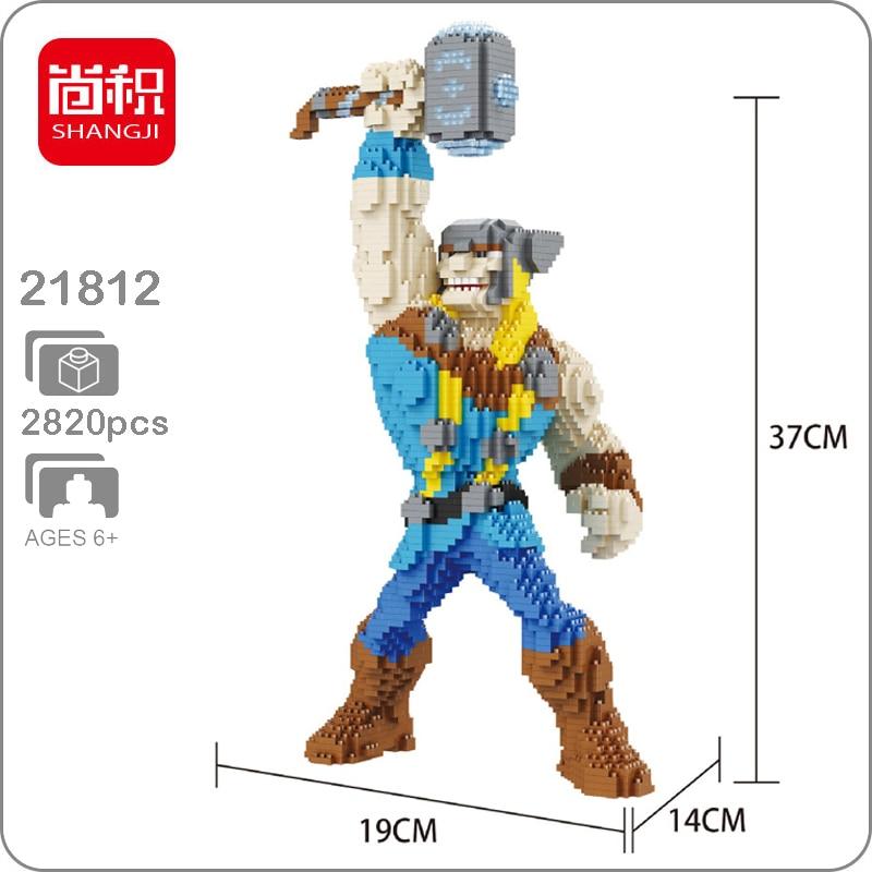 Balody 21812 Avengers Thor XL