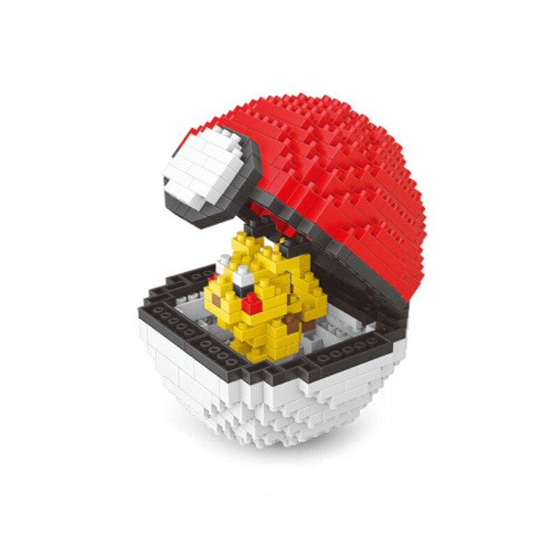 Wise Hawk 2532 Medium Pocket Monster Red Ball