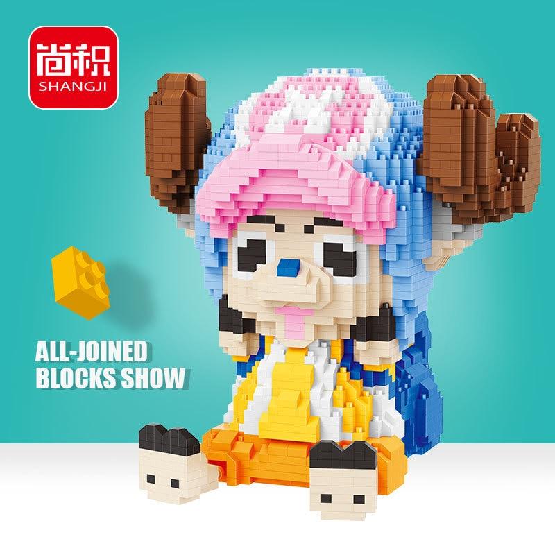 Shangji 21814 One Piece Tony Chopper XL