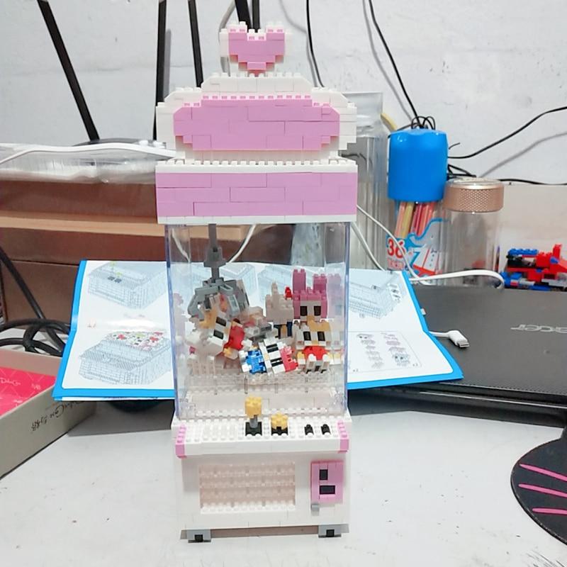 ZRK 7809 Large Doll Machine Catcher