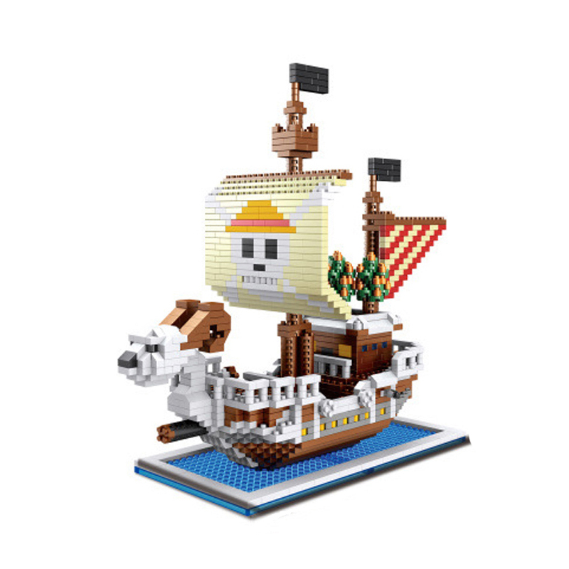 ZMS 3445 Large One Piece Going Merry Boat