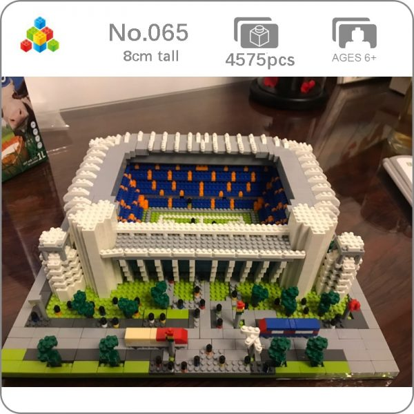 Balody 065 Medium Football Stadium