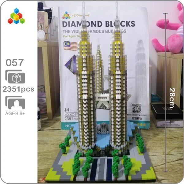 Balody 057 Large  Kuala Lampur Petronas Tower