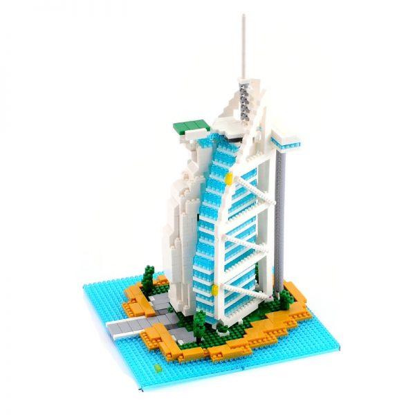 Balody 052 Large Burj Al Arab Hotel