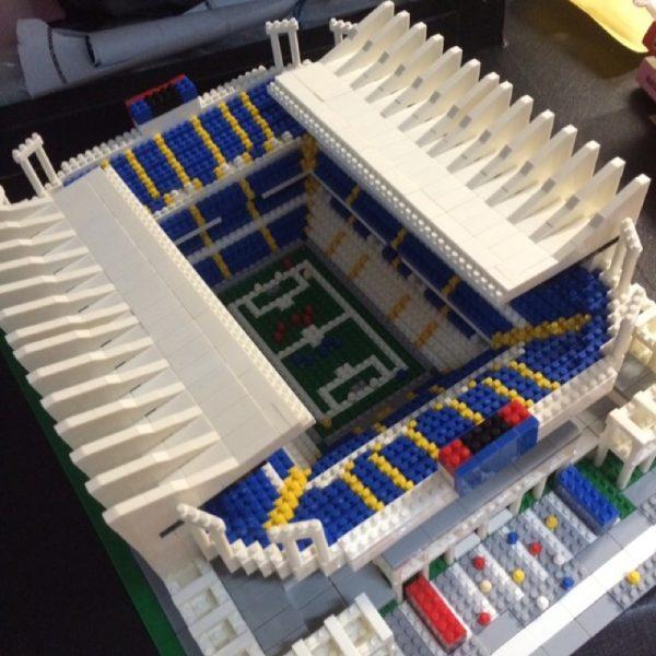 Balody 064 Large Portugal Football Stadium