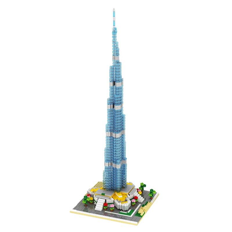 YZ 053 Large Burj Khalifa Tower