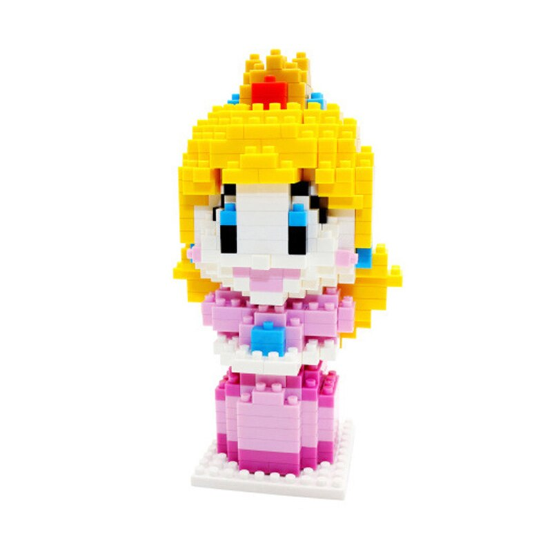 CHAKRA9971 Medium Super Mario Peach Princess