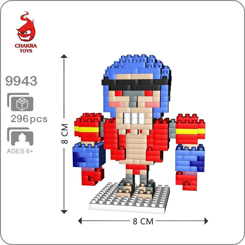CHAKRA9943 Mini One Piece Franky