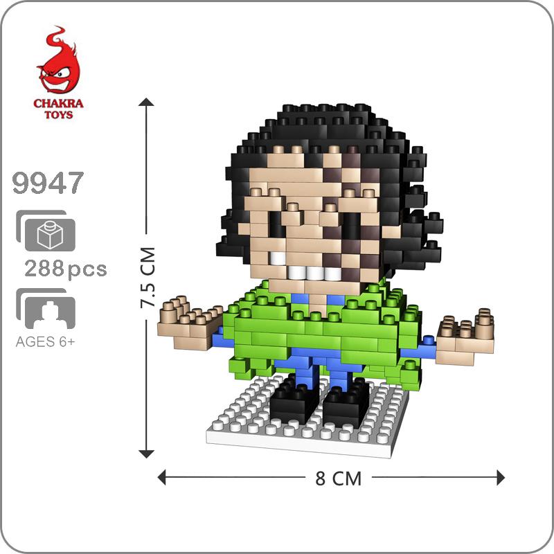 CHAKRA9947 Mini One Piece Monkey D. Dragon