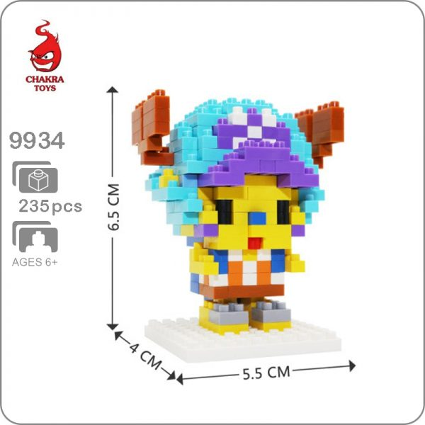 CHAKRA9934 Mini One Piece Tony Chopper