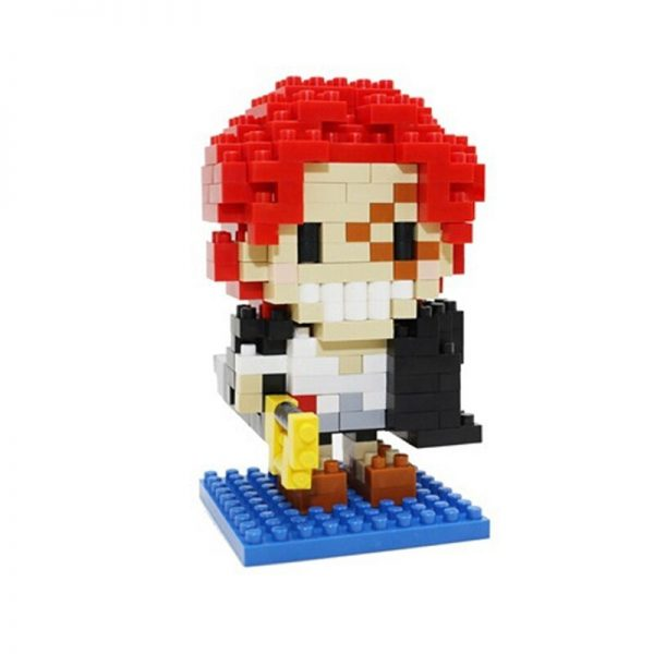 CHAKRA 9932 Mini One Piece Red-Haired Shanks
