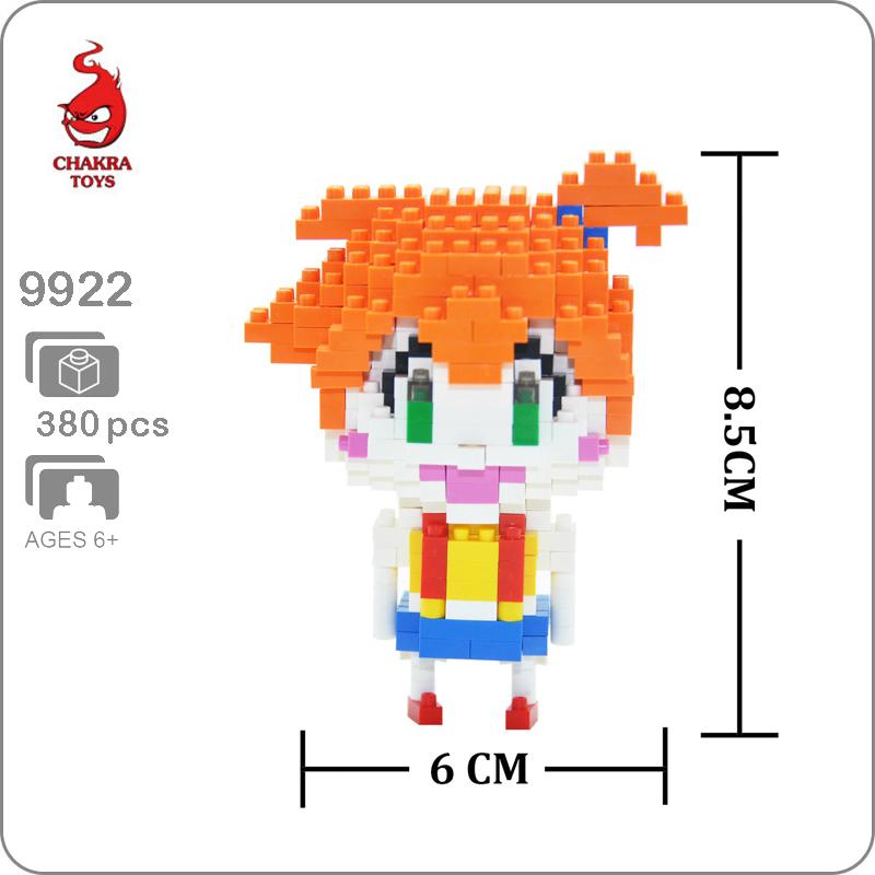 CHAKRA 9922 Mini Pokémon Misty