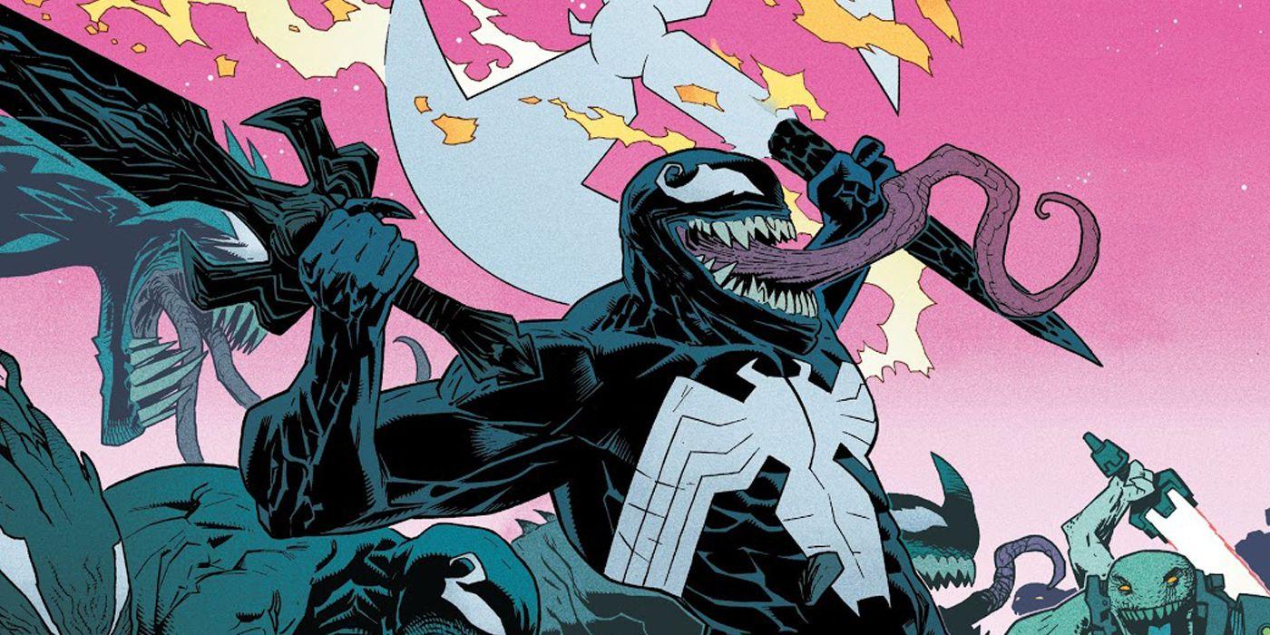 PZX 8831-7 Marvel Black Venom XL