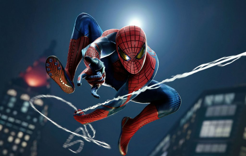 Shangji 21810 Avengers Spider Man XL