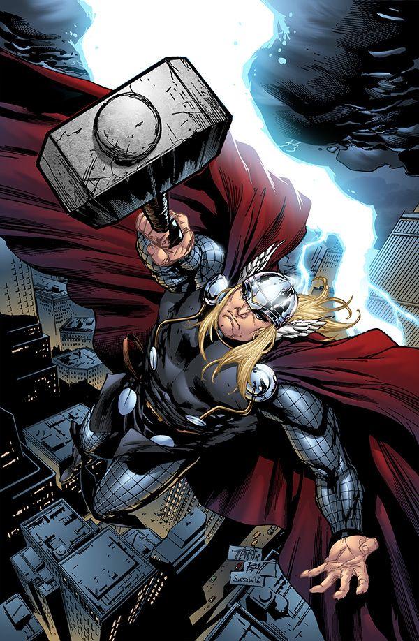 Shangji 21812 Avengers Thor XL