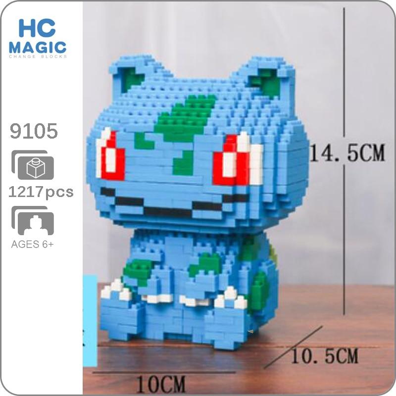 HC Magic 9105 Bulbasaur Sitting