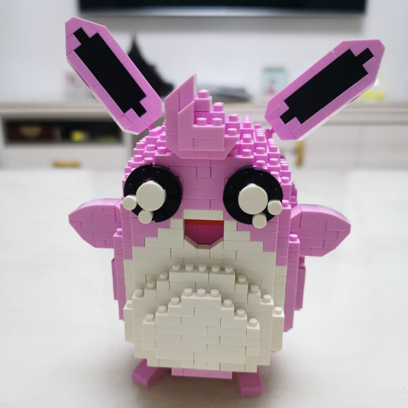 LOZ 9225 Pink Wigglytuff