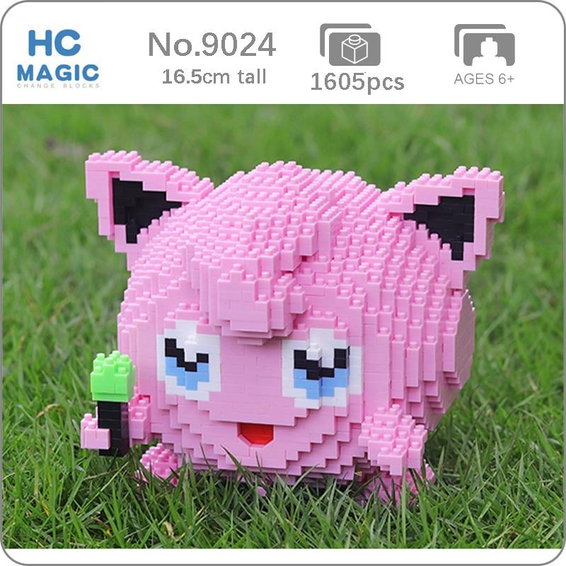 HC Magic 9024 Pink Jigglypuff