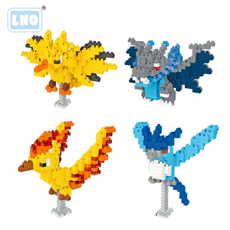 LNO 288-291 Bird Pokemon