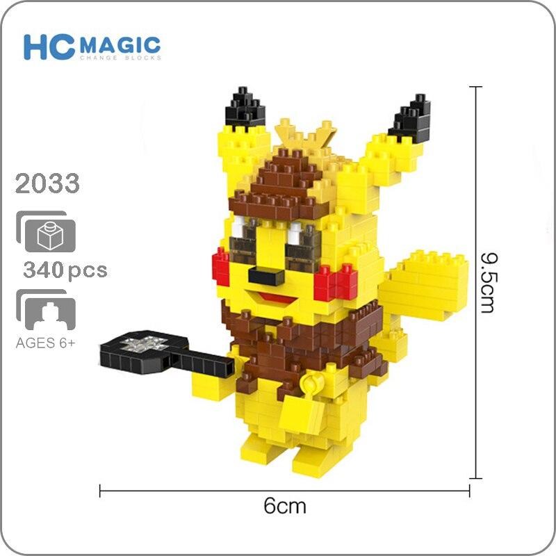 HC Magic 2033 Detective Pikachu