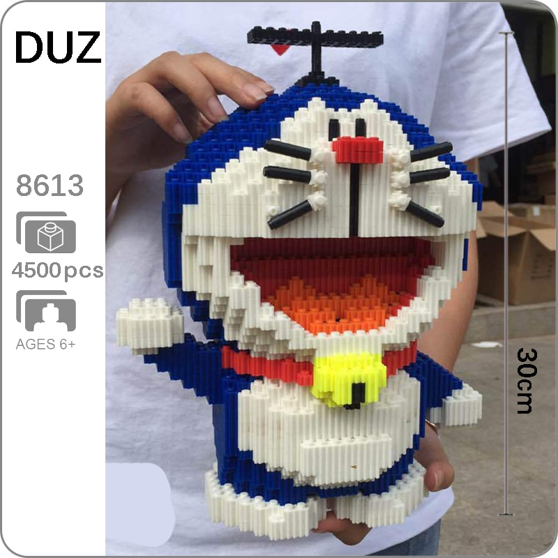 DUZ 8613 Doraemon Mini Bricks
