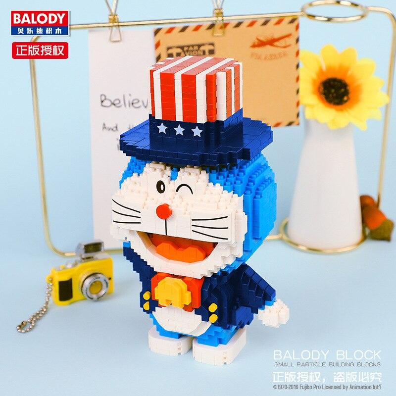 BALODY 16133 Doraemon in Magician