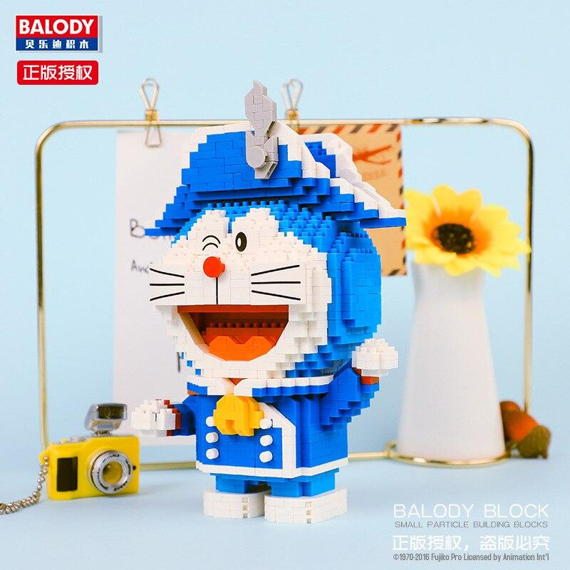 BALODY 16135 Doraemon In Soldier