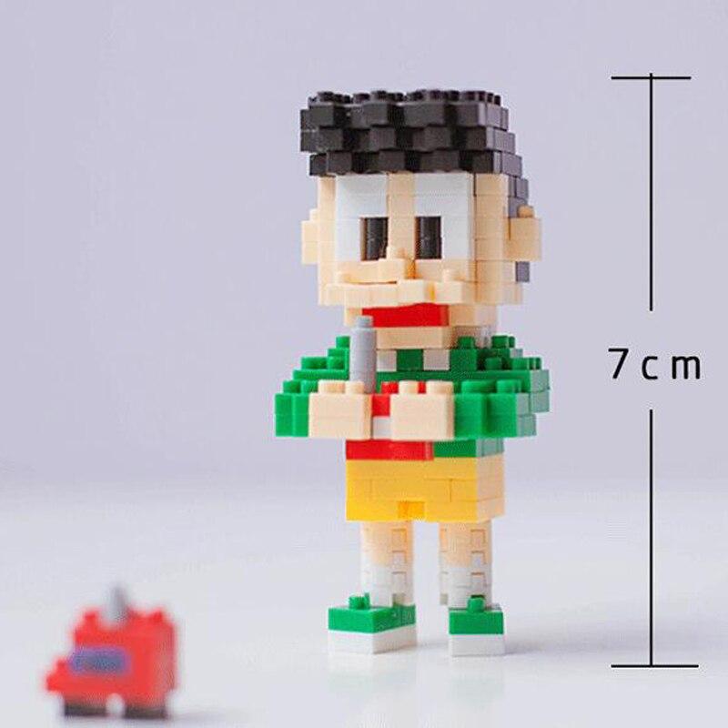 BOYU 7003 Honekawa Suneo In Series Stand By Me Doraemon Mini Bricks