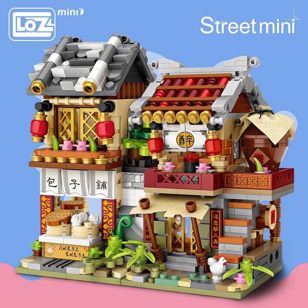 LOZ 1722 Buns Shop