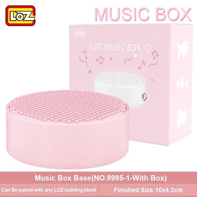 LOZ 9855 Music Box Base