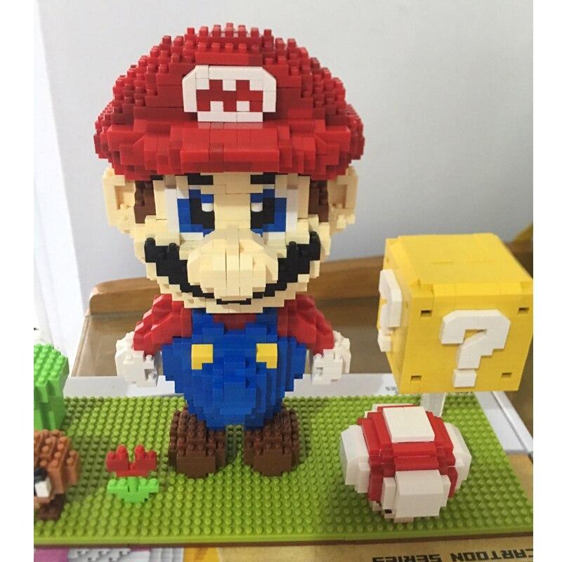 HC Magic 1030 Super Mario Goomba Coin and Mario