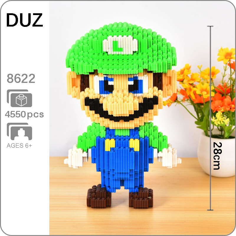 DUZ 8622 Super Mario Big Luigi