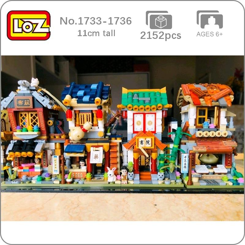 LOZ 1733-1736 Street Chinatown