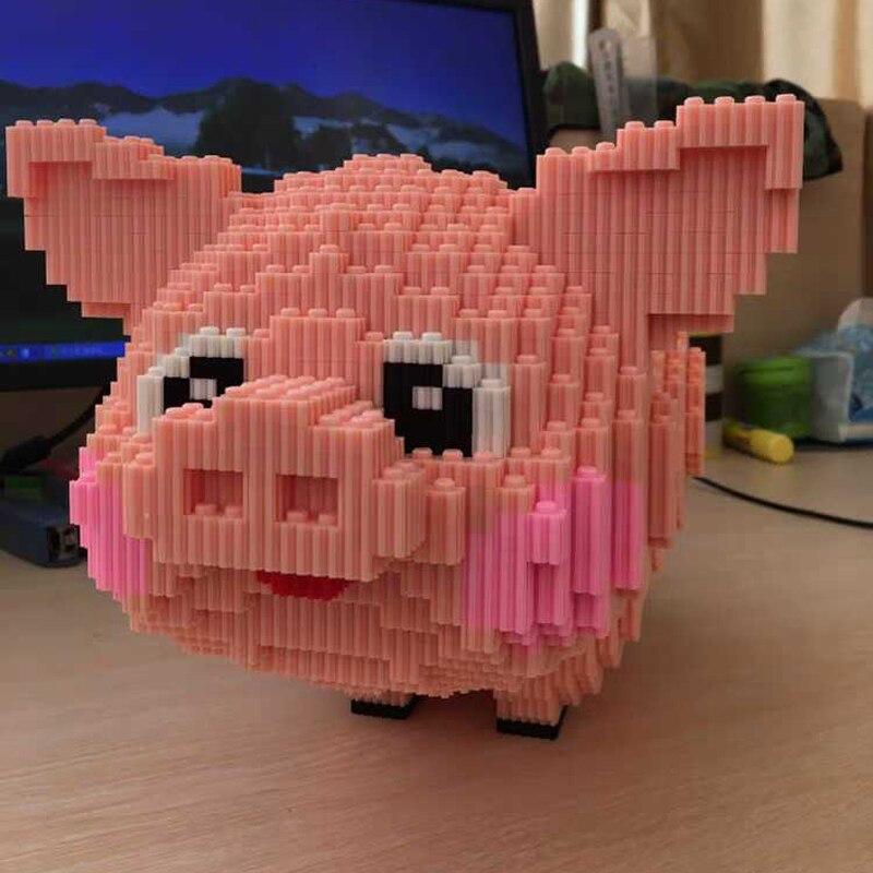 DUZ 8615 Cute Pink Pig