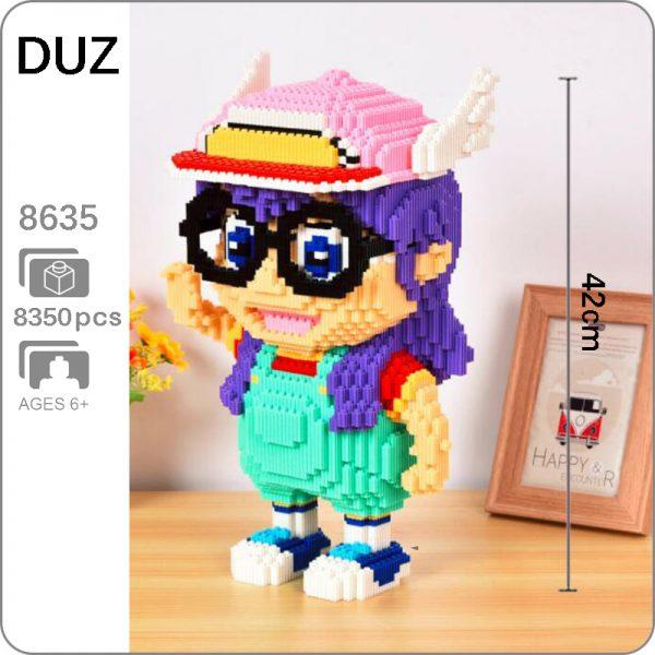 DUZ 8635 Dr Slump Alrale Brickheadz