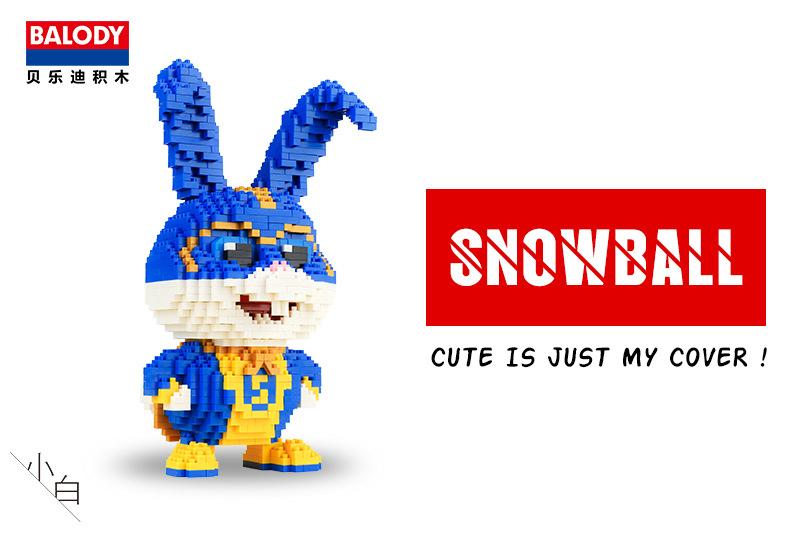 BALODY 16127 16021 Snow Ball