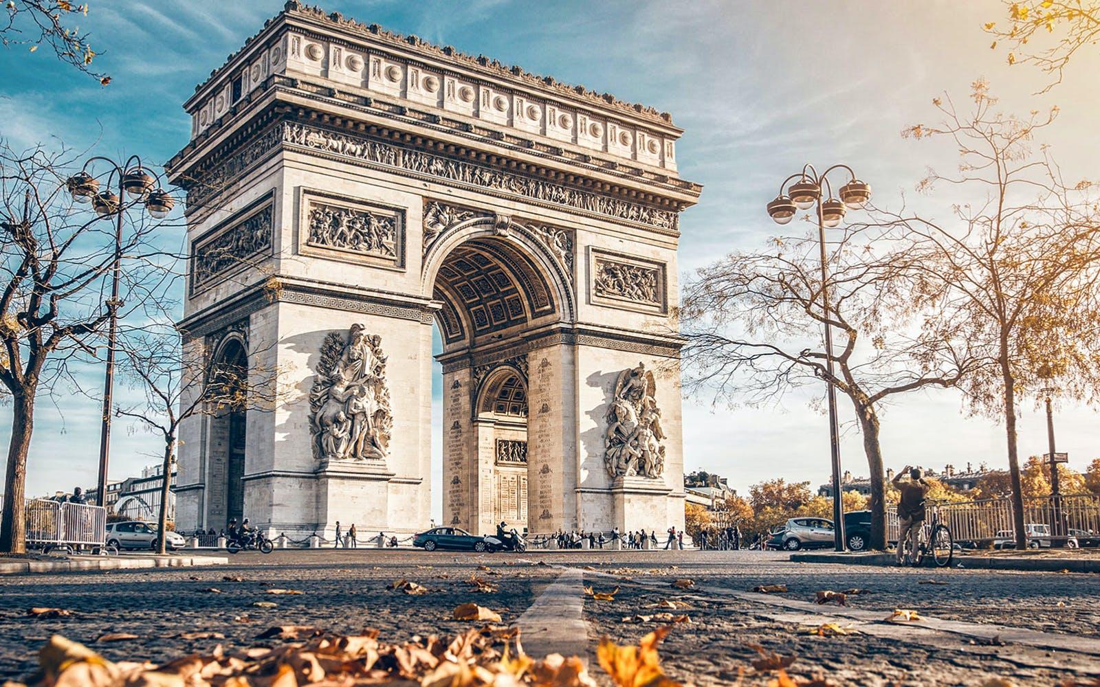 LOZ 1028 Arc De Triomphe