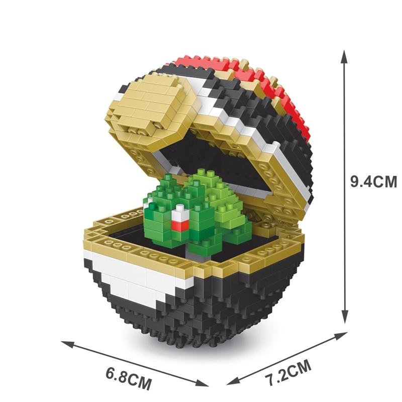 SC 302 Luxury Ball Bulbasaur