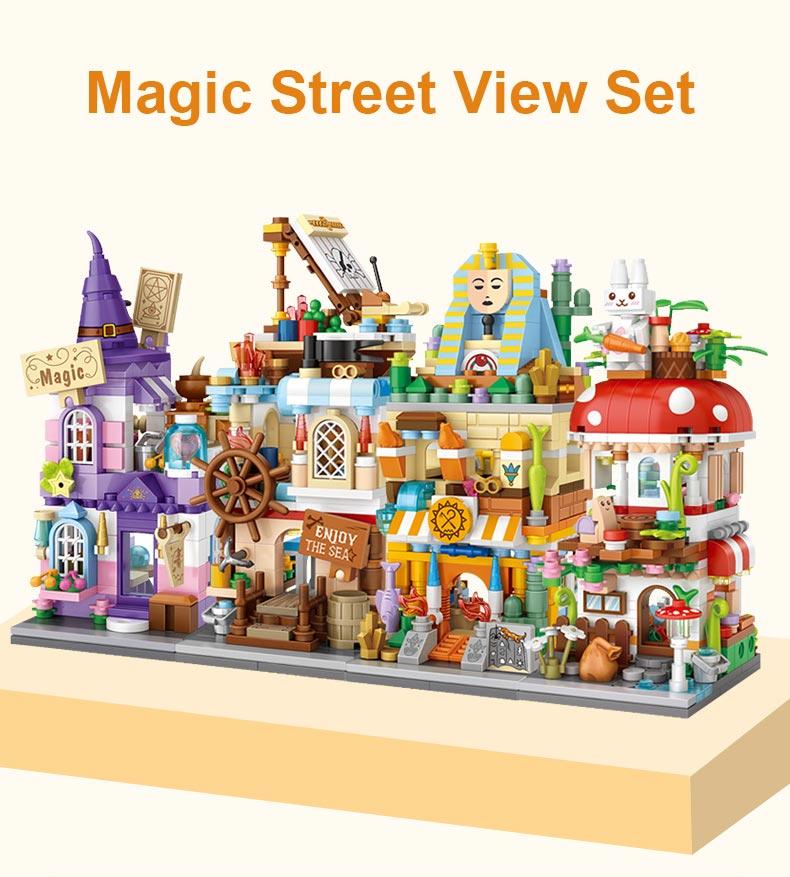 LOZ 1649-1652 Magic Street View