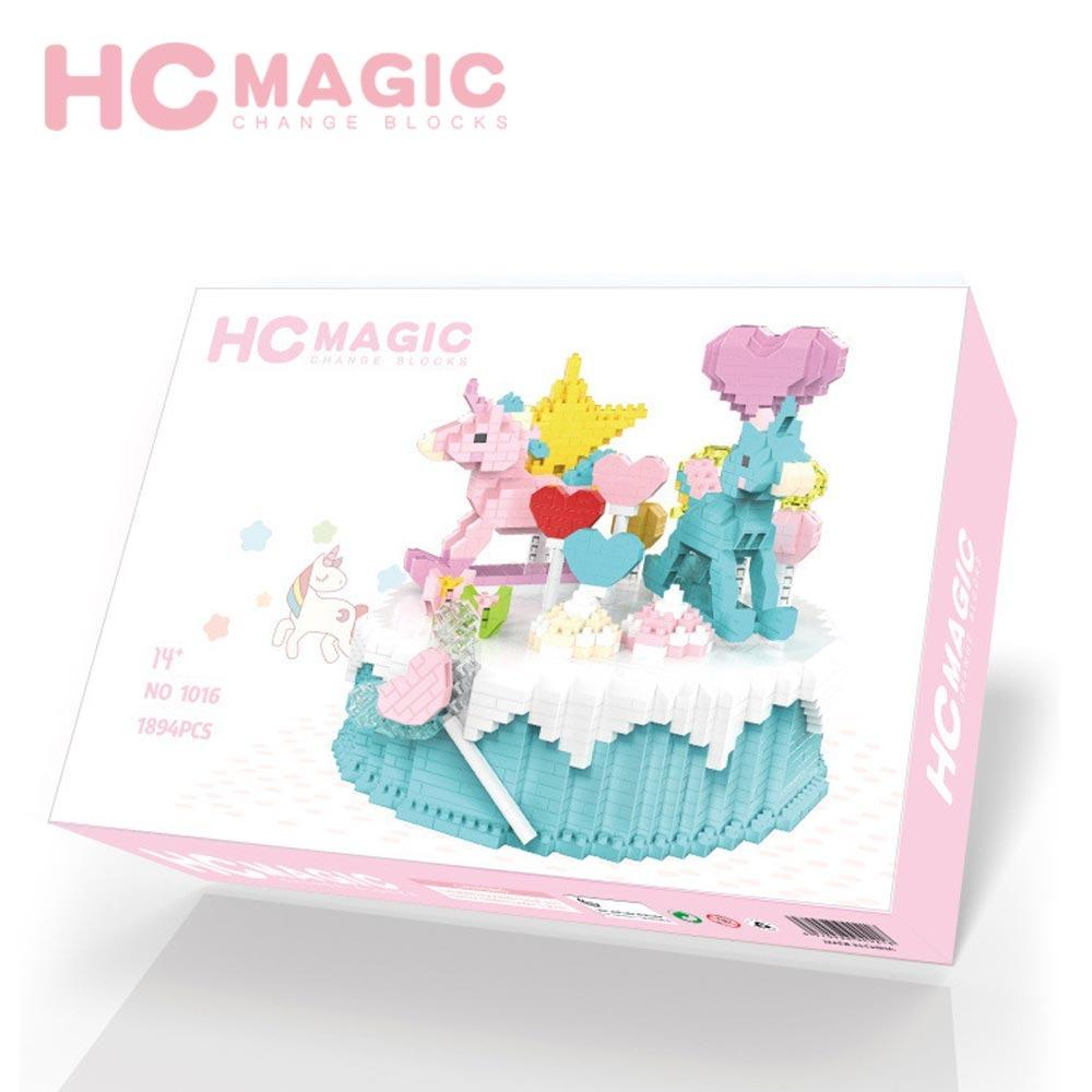 HC Magic 1016 Green Cake