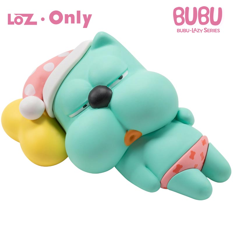 LOZ 7005 Lazy Bubu Series