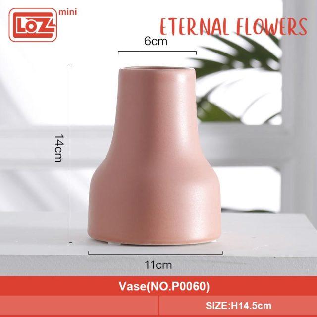 LOZ P0060 Vase