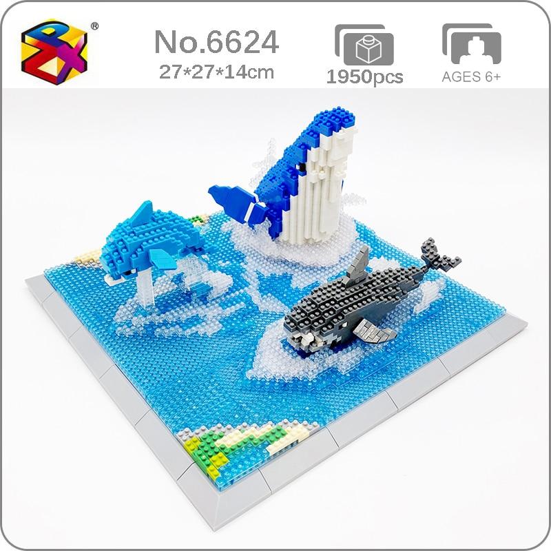PZX 6624 Sea Animals