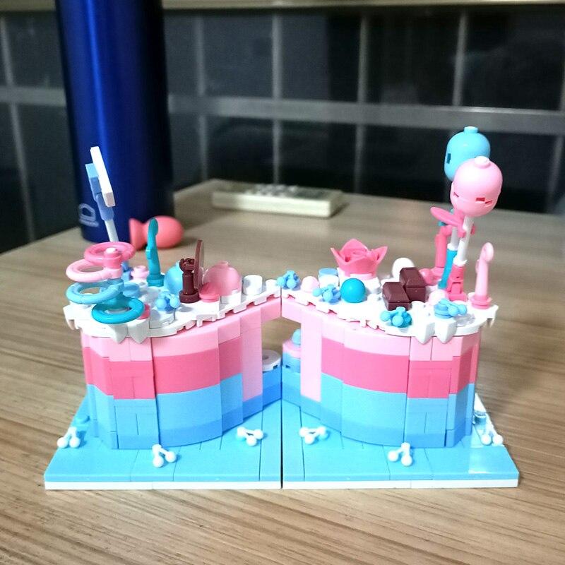 Sluban B0705H Birthday Cake Shop