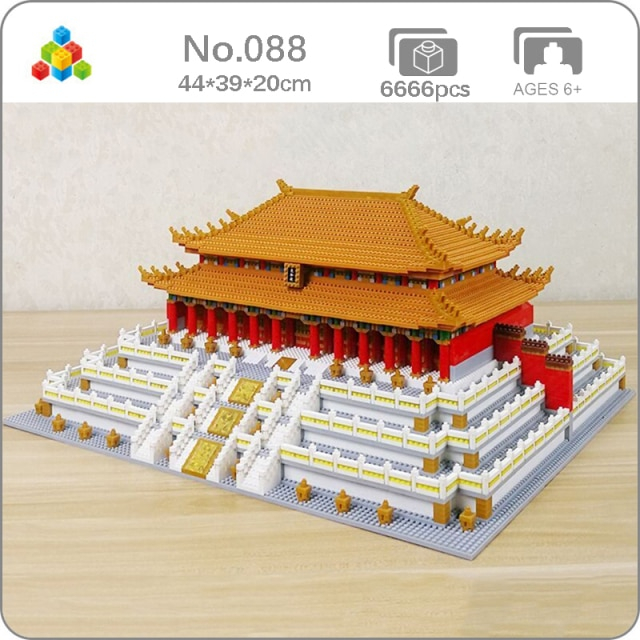 YZ 088-090 Forbidden City