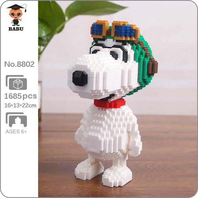 Babu 8802 Snoopy