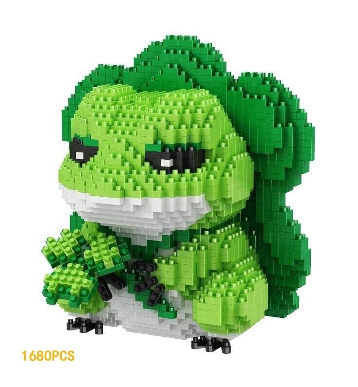 Babu 8813 Game Character Travel Frog