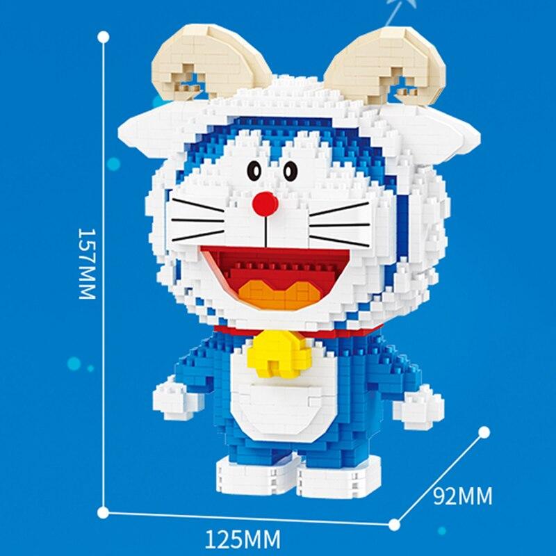 Balody 16226 Doraemon Zodiac Aries
