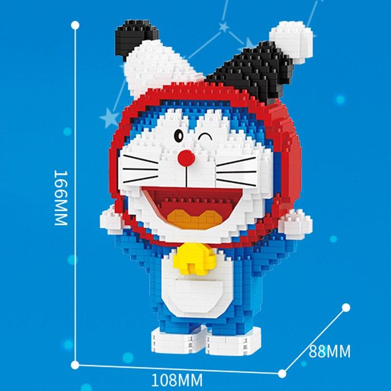 Balody 16227 Doraemon Zodiac Gemini